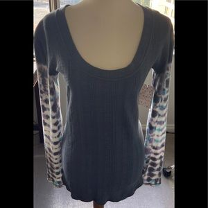 NWT We the Free the dye top size XL